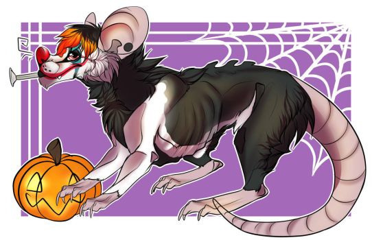 Rottenfleabag by B0RZOI