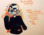 Marker Challenge thing by MxTeddybear