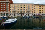 Grand canal of Trieste by olgaFI