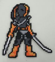 Deathstroke by IAmArkain