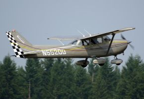 Cessna 172N Takeoff by shelbs2
