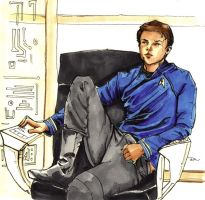 Help Holls : Capt McCoy by not-sleeping