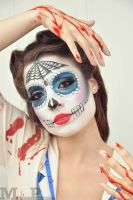 Sugar Skull by Miss-Madness1