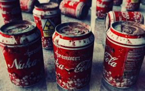 Nuka-Cola by mercio
