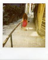 the girl in the alley 2 by KeCHi