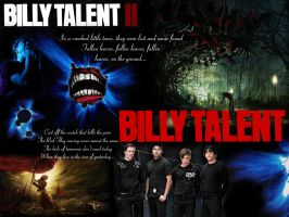 Billy Talent Wallpaper by x-pHiLippE-x