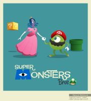 Super Monsters Bros by mdk7