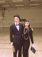 1920's couple by LoveIsMyHate