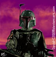 Boba Fett: Bespin by David-c2011