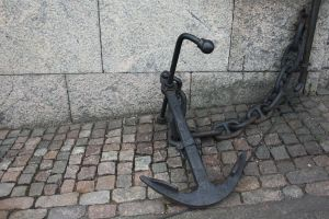 Anchor by CreppzuStock