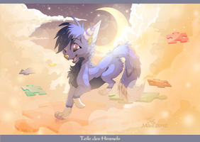 Pieces of Heaven by WhiteLiolynx