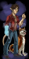 Cooper3 OC Scott Commission by Anamated