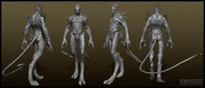 Serra9zit concept Zbrush by CGPTTeam