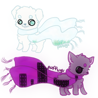 OPEN plains city reshma dogs by puffugu