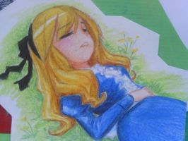 Alice in our Graduation Year Book 10 by ErMaoWu