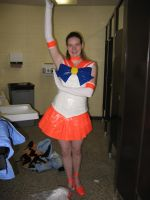 Sailor Venus - Duct Tape by Kia-arra