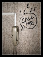 Call me. by tupid