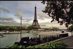 all that Paris by veftenie