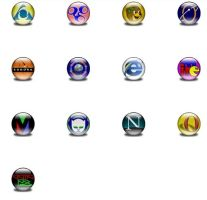 Internet Apps 1 Globe zoomers by jamest