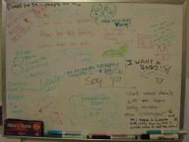 white board by nadnad1992