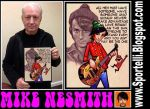 MIKE NESMITH- George Sportelli by sportelli