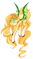 Sunflower Meadows- Commission by KelCasual