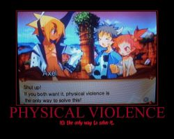 Physical Violence by Nightmare-Neva
