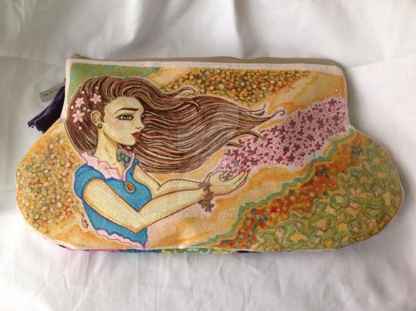 Anime Dream Clutch Purse by vanityfair