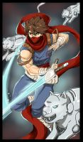 Hiryu Strider by Dericules