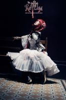 Romance: Emilie Autumn cosplay by Koi-desu