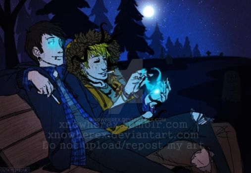 Things We Do In The Dark by xNoWherex