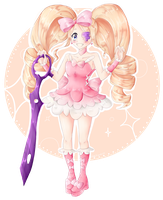 Nui Harime Collab by Karola2712