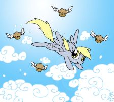 Derpy's Dream by Electric-Mongoose