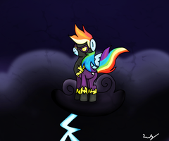 Shadowbolt Night by luckygirl88