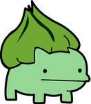 Bulbasaur by HolyFork
