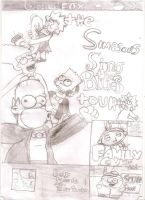 The Simpsons Sings the Blues Tour by Theus230