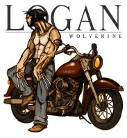 Logan by ginoroberto