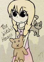 The witch house by ajeeranaypinoy