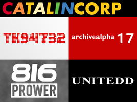CatalinCorp Rebrand 8 (Others) by Catali2016