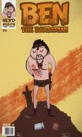 Ben, The Barbarian by mr-pink-eyes