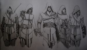 Assassins Creed Brotherhood by NiceTie
