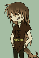 Anon: Love The Outfit o u o by EuchredEuthanasia