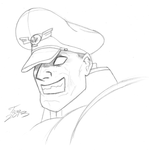 M. Bison by Amalthea16