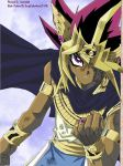 Pharaoh By Yamirabbit Colored by usagisailormoon20