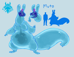 muto by VCR-WOLFE