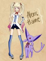Alexis .:UBF4 Outfit 1:. by phirecracker