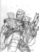 Cable by Graymalkin2112