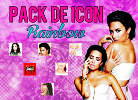 Icon'Pack+ by RainbowOfColors02