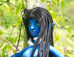 382 - Neytiry Face by beedoll
