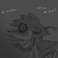are you ... ok dude? by ReSuKu